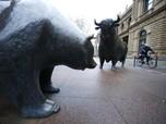 Bursa Eropa Menguat Sambut Stimulus New Normal