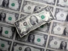 Pukul 12.00 WIB: Dolar AS Menguat, Masih Dekat di Rp 14.000
