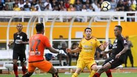 Sriwijaya FC, Mitra Kukar, dan PSMS Degradasi dari Liga 1