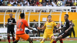 Persipura Menang 1-0 Atas Sriwijaya FC di Liga 1 2018