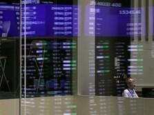Bursa Saham Tokyo Dibuka Menguat di Tengah Melemahnya Yen