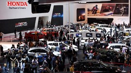 Capaian Penjualan Daihatsu dan Honda Bulan Lalu