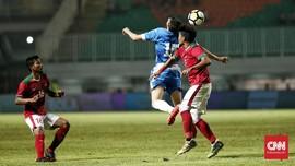Duel Timnas Indonesia U-23 vs Thailand Terpaksa di PTIK