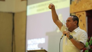 Edy Pertanyakan Kearifan Lokal pada Djarot dalam Pemerintahan