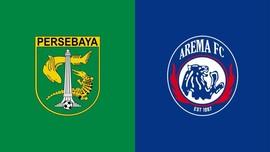 LIVE: Persebaya vs Arema FC