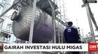 Gairah Investasi Hulu Migas