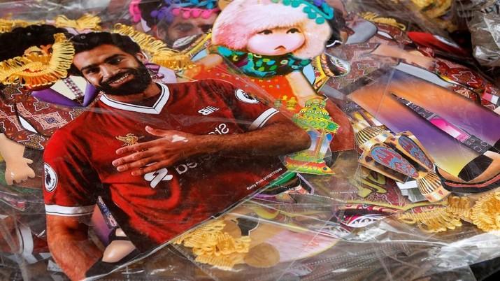 Mohamed Salah jadi fenomena di jagat sepakbola Eropa musim 2017/2018.