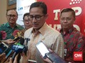 Sandiaga Imbau Warga Tak Gelar Sahur <i>on the Road</i>