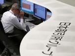Bursa Tokyo Dibuka Menguat Setelah Dua Hari Negatif
