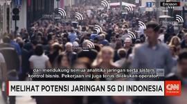 Melihat Potensi Jaringan 5G di Indonesia
