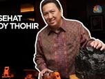 VIDEO: Tips Hidup Sehat dari Bos Adaro Boy Thohir