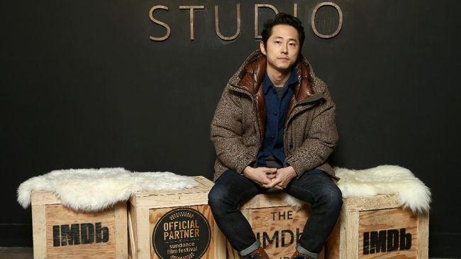 Steven Yeun 'The Walking Dead' Makin Mahir Berbahasa Korea