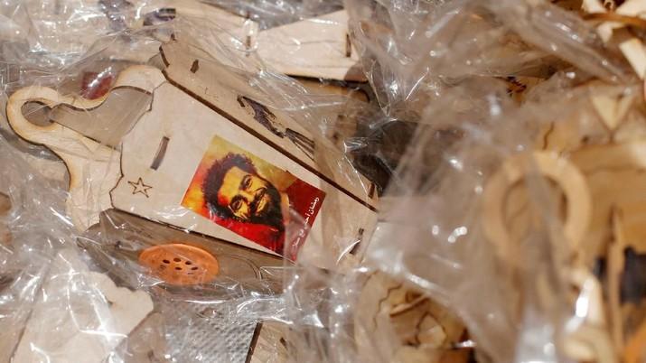 Raja dari Mesir, Wajah Salah Laris Manis di Pasar Tradisional