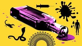 INFOGRAFIS: 8 Cairan Termahal Dunia Selain Racun Kalajengking