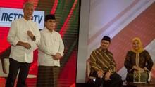 Debat Terakhir Pilgub Jateng, Dua Jam untuk Adu Gagasan
