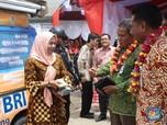 Demi Rupiah, BRI Dirikan Money Changer di Pulau Sebatik