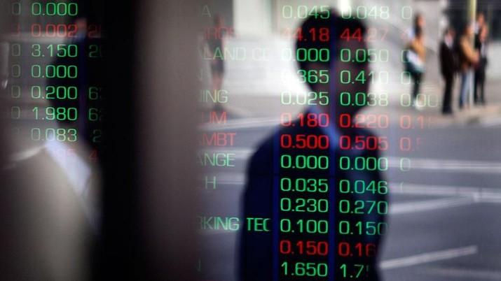 Buntuti Wall Street, Bursa Australia & Korsel Dibuka Naik