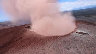 FOTO: Letusan Gunung Berapi Kilauea di Hawaii