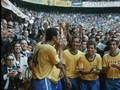 VIDEO: Pele Antar Brasil Juara Piala Dunia untuk Kali Ketiga