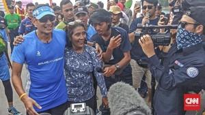 Menteri Susi Semprot Sandiaga, Sandiaga Menjawab