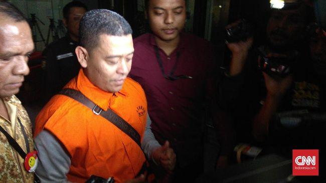 Terima Suap Bupati, Staf Kemenkeu Divonis 6,5 Tahun Penjara