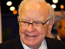 Anjloknya Saham Apple Bikin Warren Buffett Girang, Kenapa?