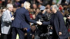 Mourinho-Wenger 'Berduet' di Final Liga Champions