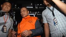 Eks Kader Demokrat Amin Santono Didakwa Terima Suap Rp3,3 M