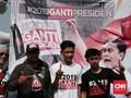 Modal Deklarasi #2019GantiPresiden Rp40 Juta Hasil Urunan