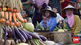FOTO: Sembah Syukur dari Sawah Terakhir di Karimunjawa