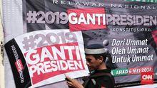 Ada Pawai Obor, Deklarasi #2019GantiPresiden di Jabar Diundur