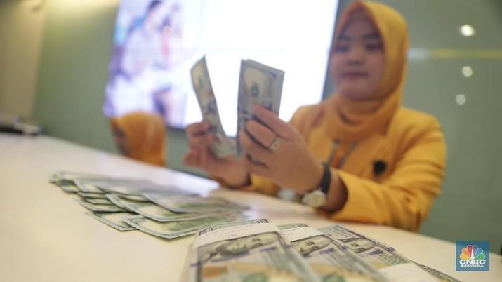 China Balas Naikkan Bea Impor, Dolar AS Langsung Jeblok