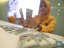 Pembukaan Pasar: Rupiah Menguat ke Rp 14.255/US$