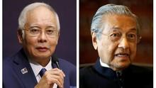 Mahathir Tuding Najib Palsukan Data Keuangan