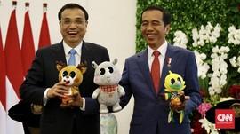 Jokowi Ingin Asian Games Jadi Ajang Persahabatan Negara Asia