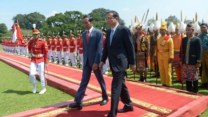 PM Li Keqiang Bicara Wisman Hingga Produk Halal