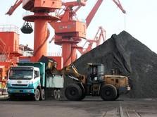 Tembus US$111/ton, Rekor Baru Harga Batu Bara Sejak 2016