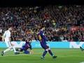 Duel Panas Barcelona vs Madrid Imbang 1-1 di Babak Pertama