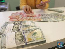 Dolar Meroket, Cadangan Devisa RI Anjlok Lagi US$ 1,14 M