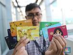 Uang Logam Makin Ditinggalkan, Kepemilikan E-Money Meroket
