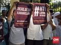 Acara Khilafah Batal, Peserta Diarahkan Iktikaf di Masjid