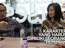 VIDEO: Karakter Yang Harus Dimiliki Seorang Pemimpin