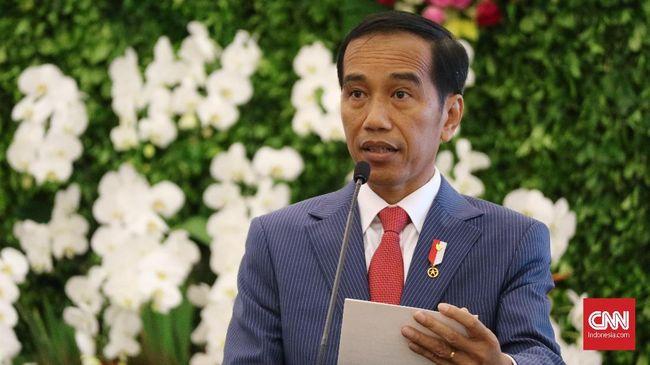 Baghdadi ISIS Kalahkan Jokowi di Daftar Orang Terkuat Forbes