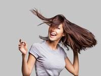 Para Wanita Ini Punya Rambut Terhalus yang Bisa Jadi Sumber Penghasilan