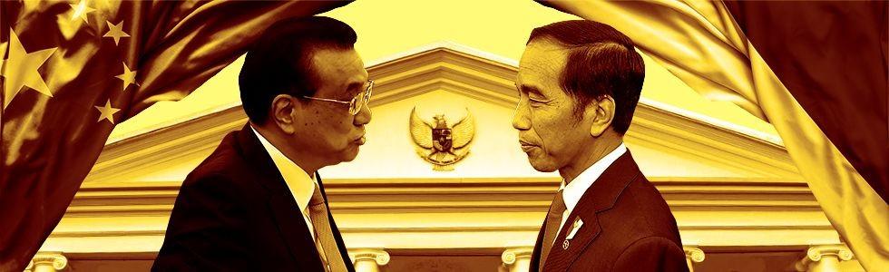 Lawatan PM China ke Indonesia