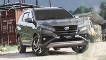 Toyota Rush Rakitan Sunter Goda Konsumen Nigeria