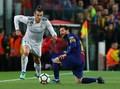 Gol Bale Selamatkan Madrid dari Kekalahan di Markas Barcelona