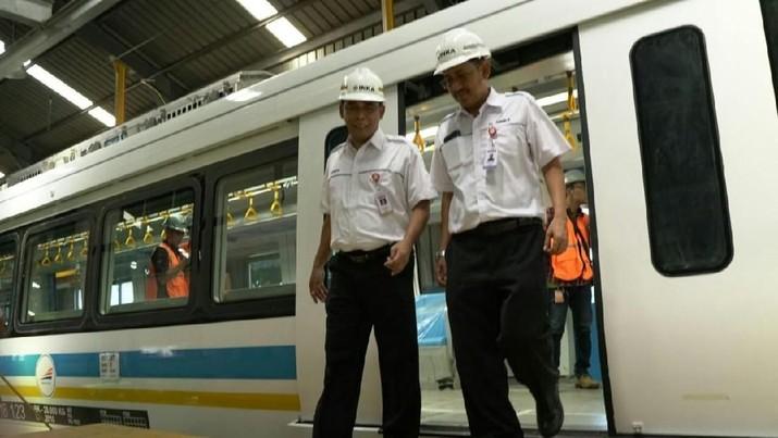 PT INKA dapat Dana Rp 775 M untuk Ekspor Kereta ke Bangladesh