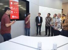 FOTO: Saat Kemenperin Kunjungi iOS Developer Academy