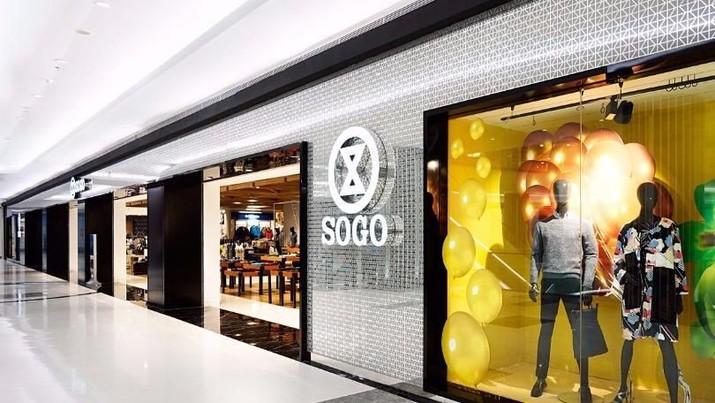 Foto: Dok. SOGO Department Store